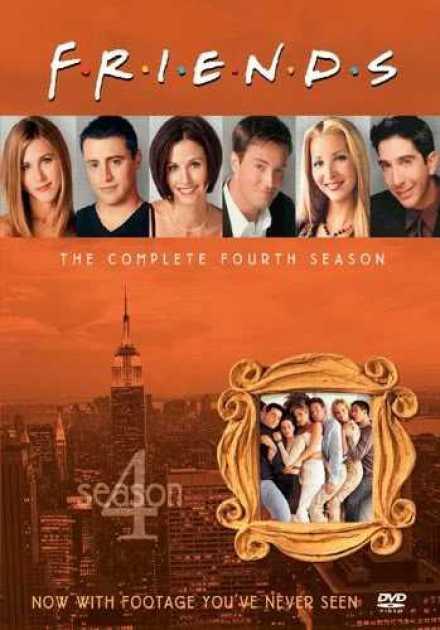 مسلسل Friends الموسم الرابع