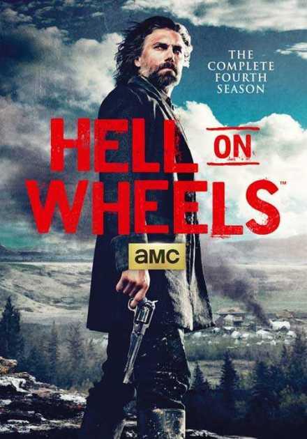 مسلسل Hell on Wheels