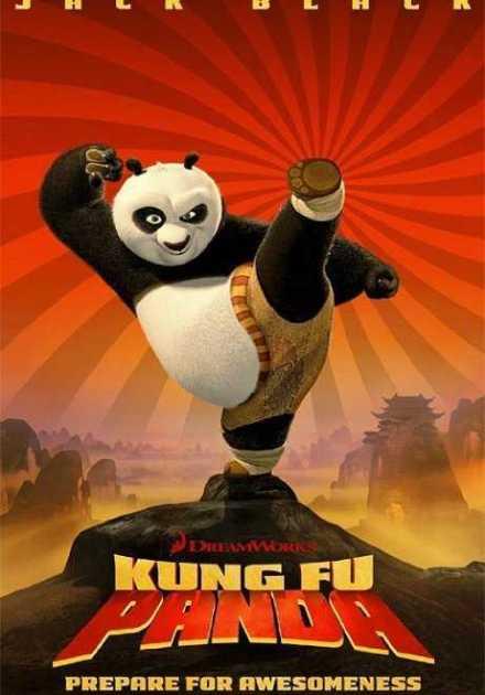 فيلم Kung Fu Panda 2008 مدبلج
