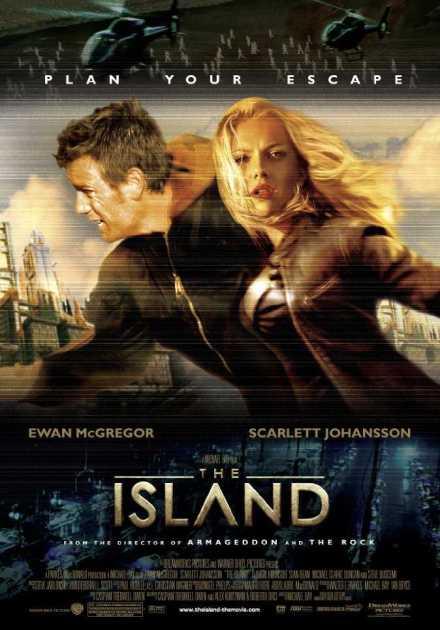 فيلم The Island 2005 مترجم
