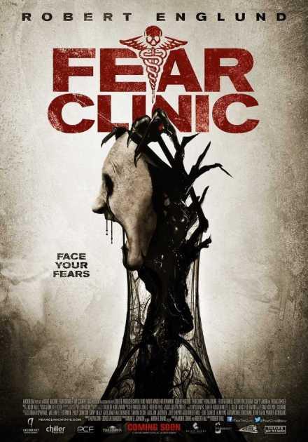 فيلم Fear Clinic 2014 مترجم