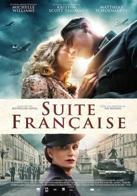 فيلم Suite Française 2014 مترجم