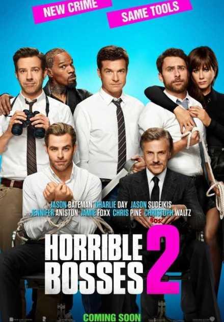 فيلم Horrible Bosses 2 2014 مترجم