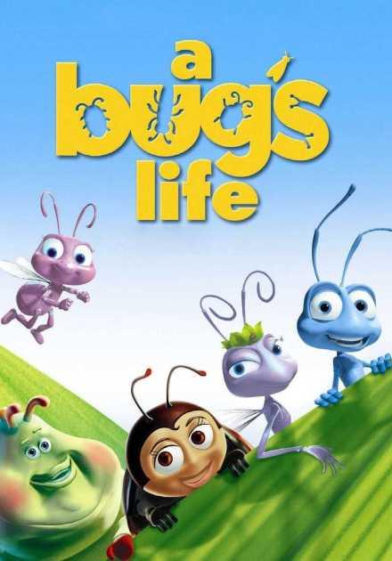 فيلم A Bug's Life 1998 مدبلج