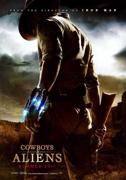 فيلم Cowboys & Aliens 2011 مترجم