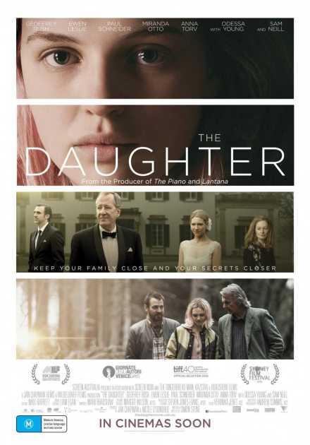 فيلم The Daughter 2015 مترجم