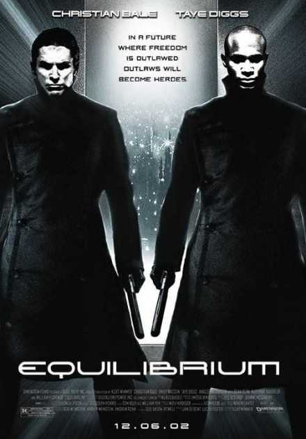 فيلم Equilibrium 2002 مترجم