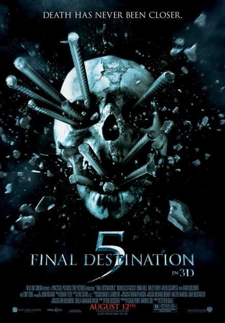 فيلم Final Destination 5 2011 مترجم