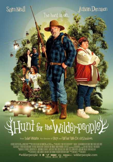 فيلم Hunt for the Wilderpeople 2016 مترجم