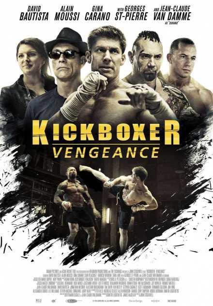 فيلم Kickboxer Vengeance 2016 مترجم
