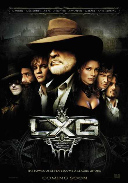 فيلم The League of Extraordinary Gentlemen 2003 مترجم