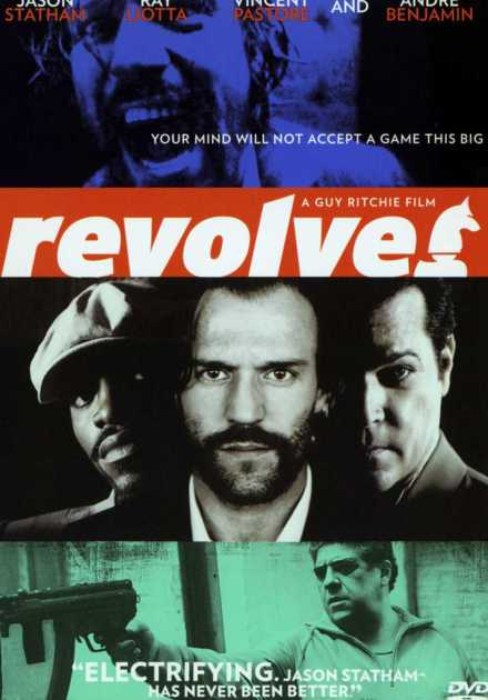 فيلم Revolver 2005 مترجم