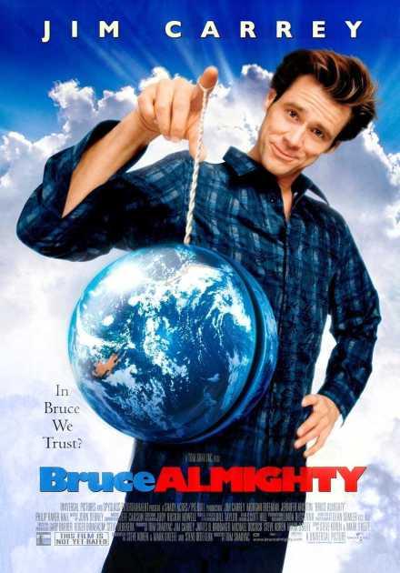 فيلم Bruce Almighty 2003 مترجم