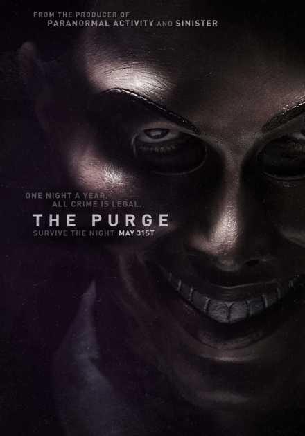 فيلم The Purge 2013 مترجم