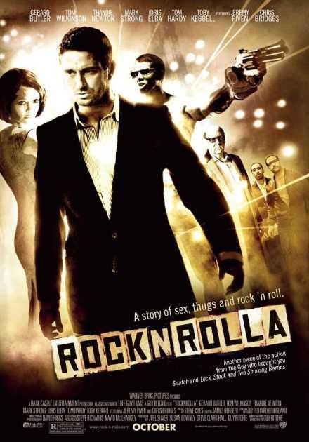 فيلم Rock n Rolla 2008 مترجم