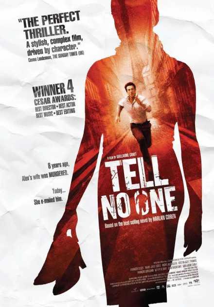 فيلم Tell No One 2006 مترجم