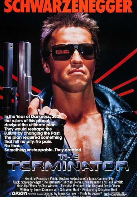 فيلم The Terminator 1984 مترجم