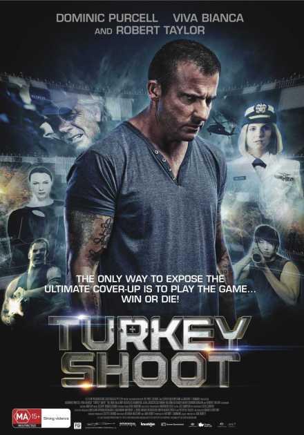 فيلم Turkey Shoot 2014 مترجم