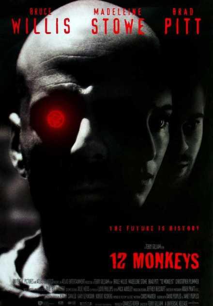 فيلم 12 Monkeys 1995 مترجم