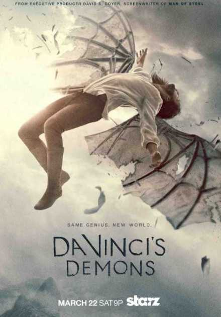 مسلسل Da Vincis Demons