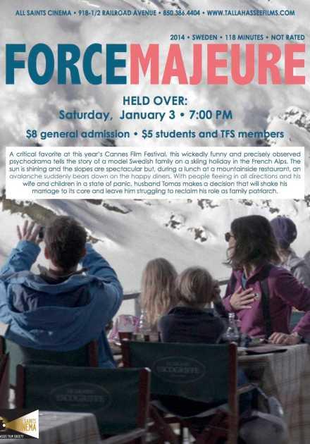 فيلم  Force Majeure 2014 مترجم