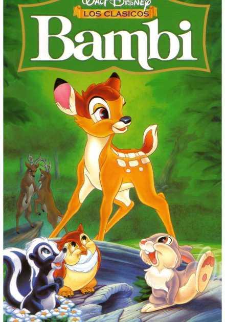 فيلم Bambi 1942 مدبلج