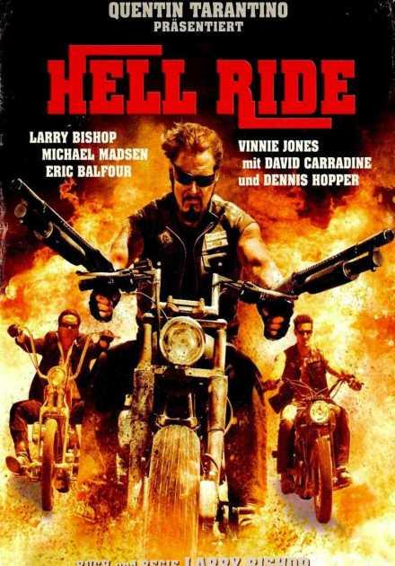 فيلم Hell Ride 2008 مترجم