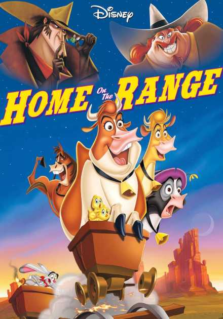 فيلم Home on the Range 2004 مدبلج