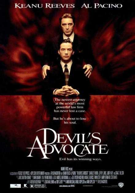 فيلم The Devil's Advocate 1997 مترجم