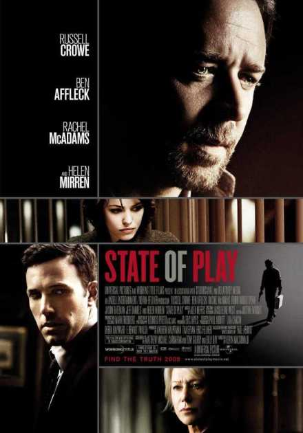 فيلم State Of Play 2009 مترجم