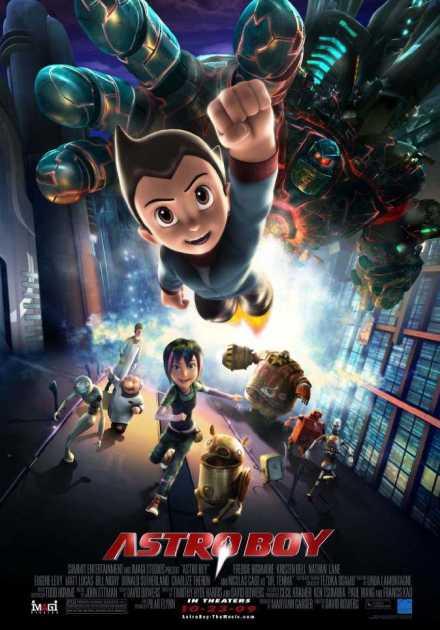 فيلم Astro Boy 2009 مدبلج
