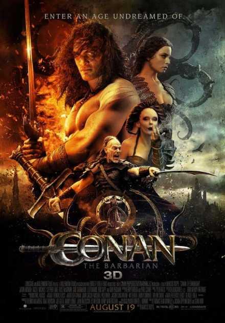 فيلم Conan The Barbarian 2011 مترجم
