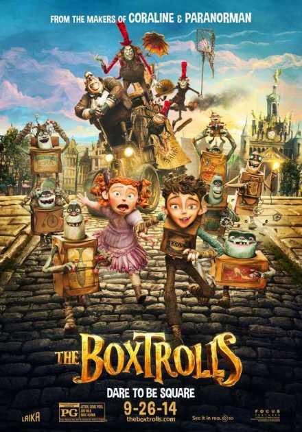 فيلم The Boxtrolls 2014 مدبلج