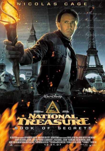 فيلم National Treasure Book of Secrets 2007 مترجم