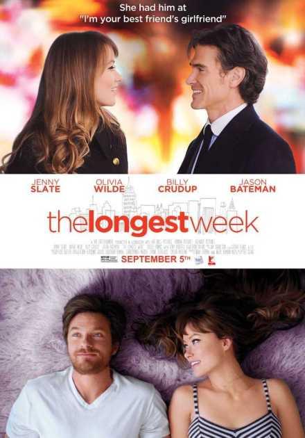 فيلم The Longest Week 2014 مترجم