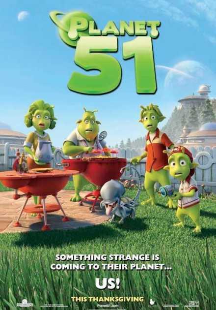 فيلم Planet 51 2009 مدبلج