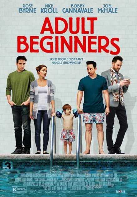 فيلم  Adult Beginners 2014 مترجم