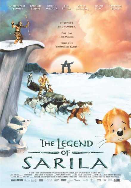فيلم The Legend of Sarila 2013 مترجم