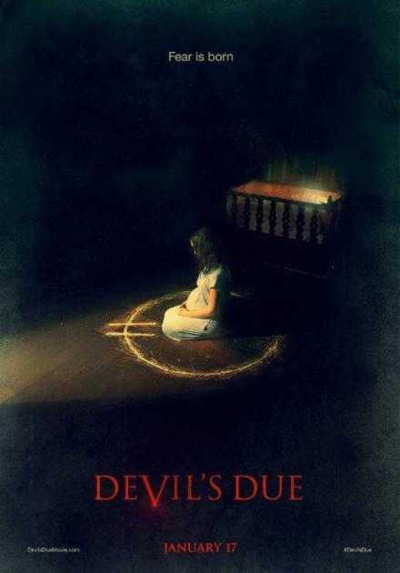 فيلم Devil's Due 2014 مترجم