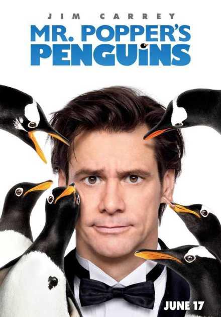 فيلم Mr. Popper's Penguins 2011 مترجم