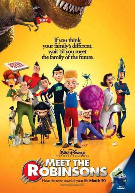 فيلم Meet the Robinsons 2007 مدبلج