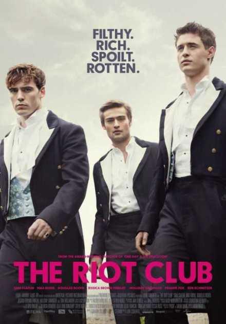 فيلم  The Riot Club 2014 مترجم