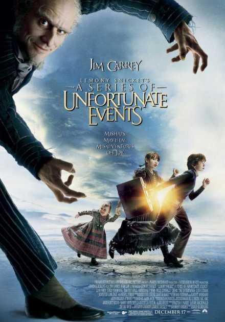 فيلم A Series of Unfortunate Events 2004 مترجم