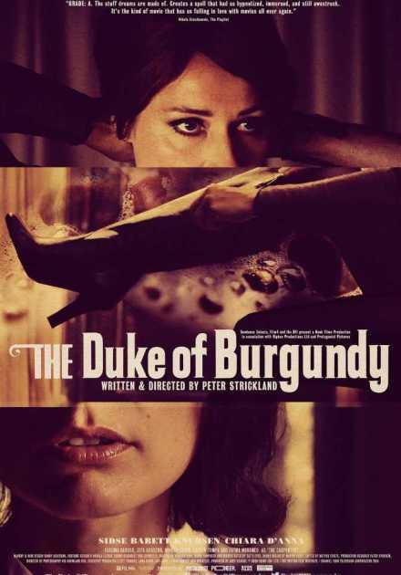 فيلم The Duke of Burgundy 2014 مترجم