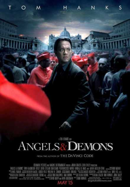 فيلم Angels & Demons 2009 مترجم