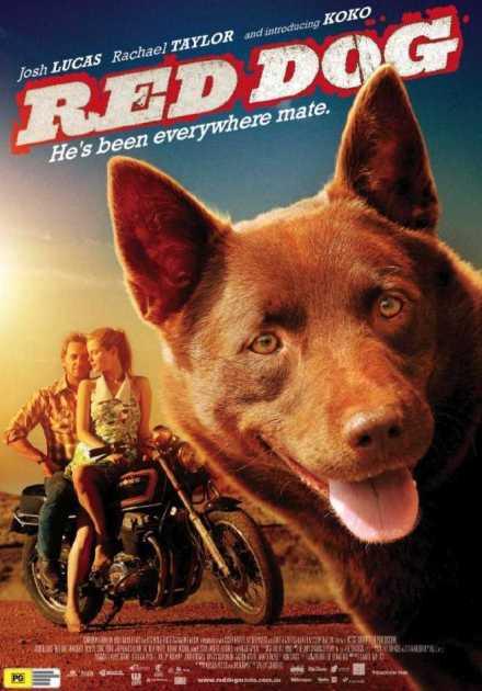 فيلم Red Dog 2011 مترجم