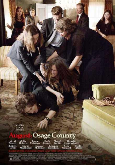 فيلم August Osage County 2013 مترجم