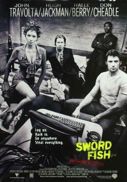 فيلم Swordfish 2001 مترجم
