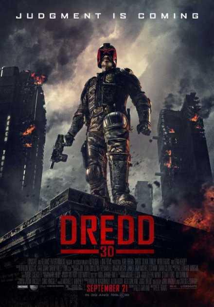 فيلم Dredd 2012 مترجم