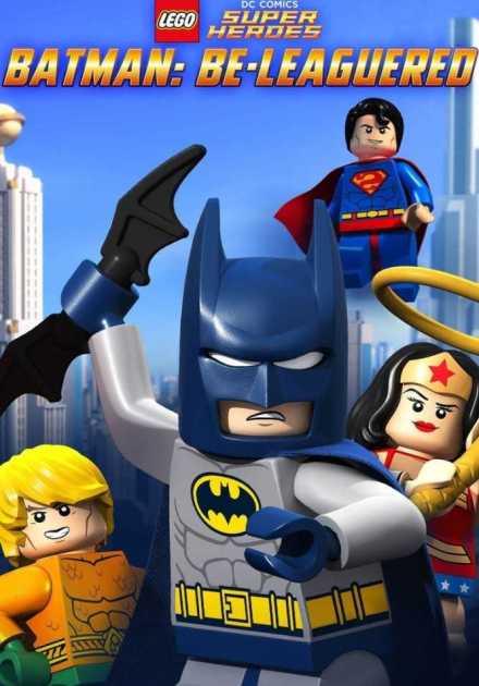 فيلم Lego DC Comics Batman Be-Leaguered 2014 مدبلج